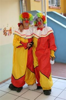 Clown Suites for Hire